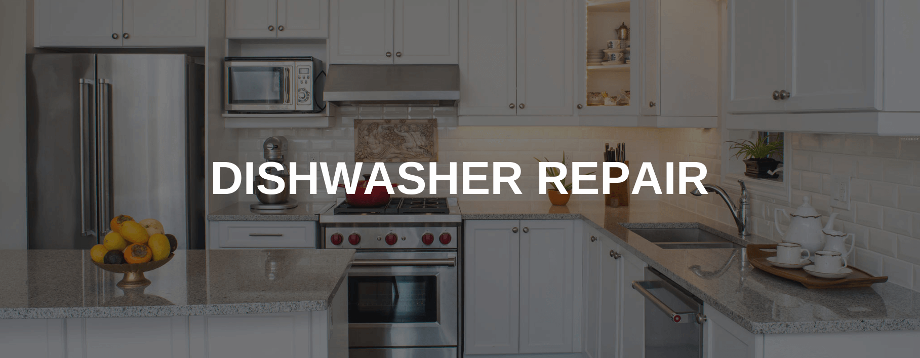 dishwasher repair grapevine